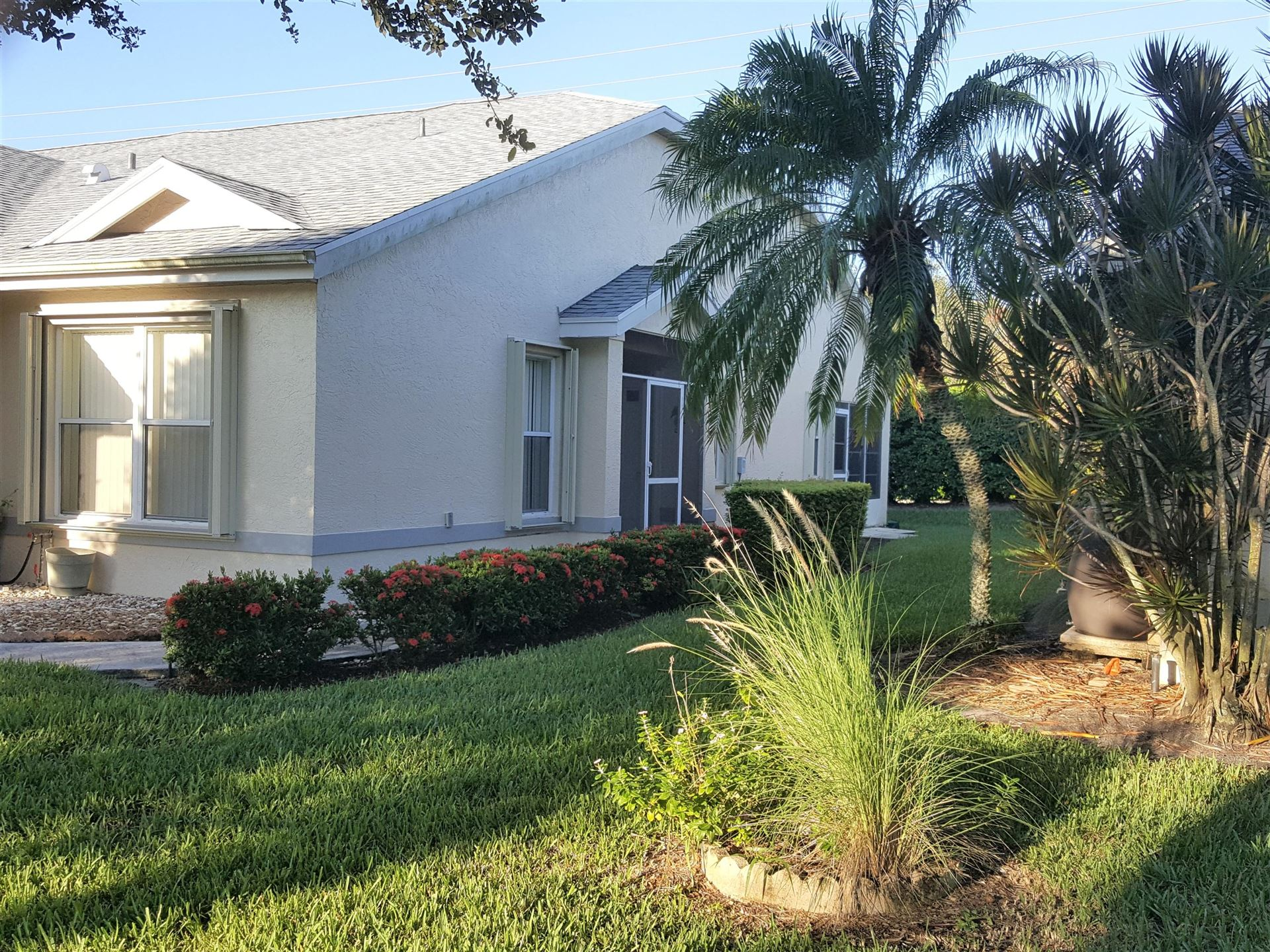 Photo of 4317 SE Brittney Circle, Port Saint Lucie, FL 34952 (MLS # RX-10663089)
