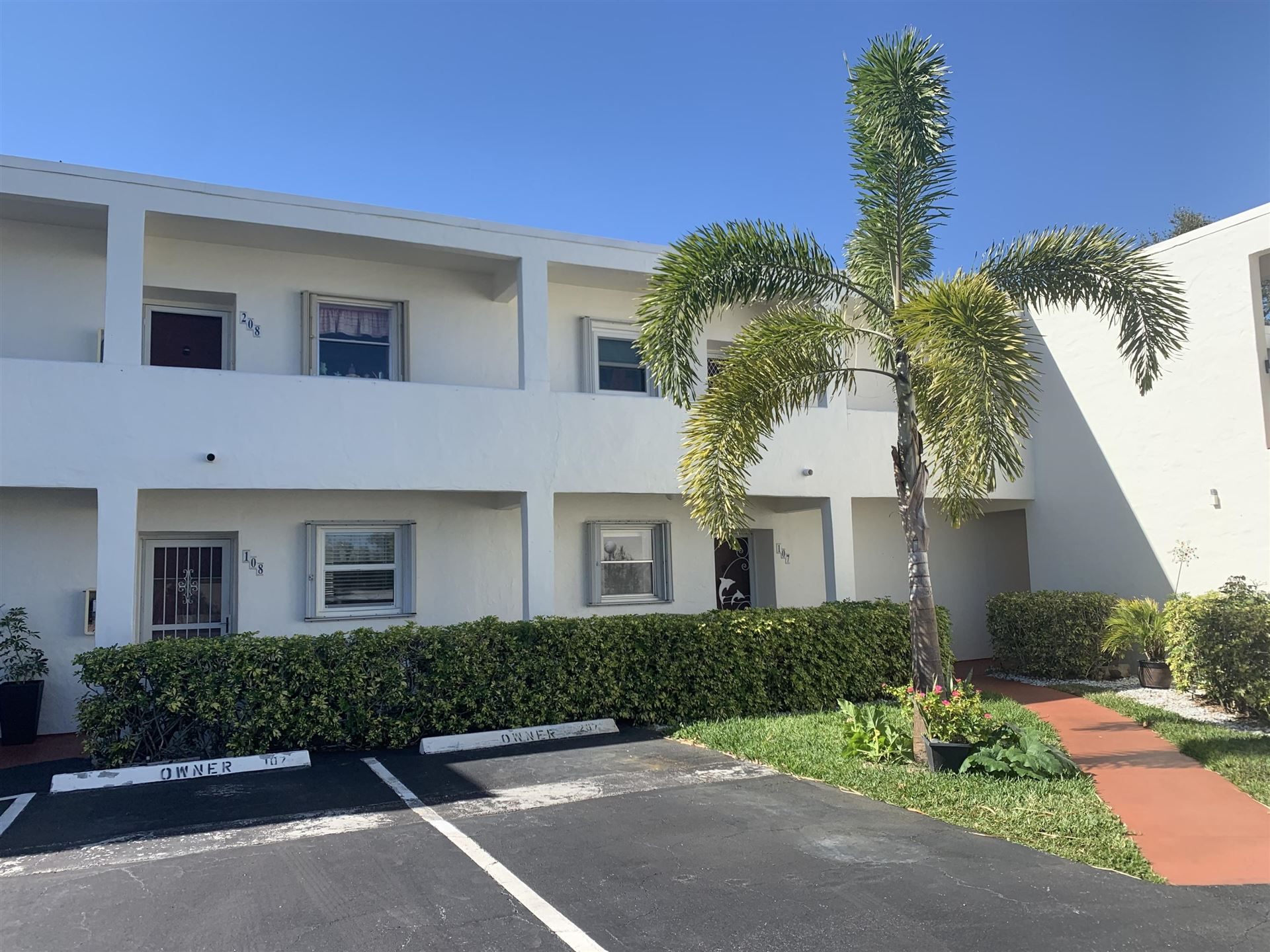 2561 Boundbrook Boulevard #107, West Palm Beach, FL 33406 - #: RX-10687089