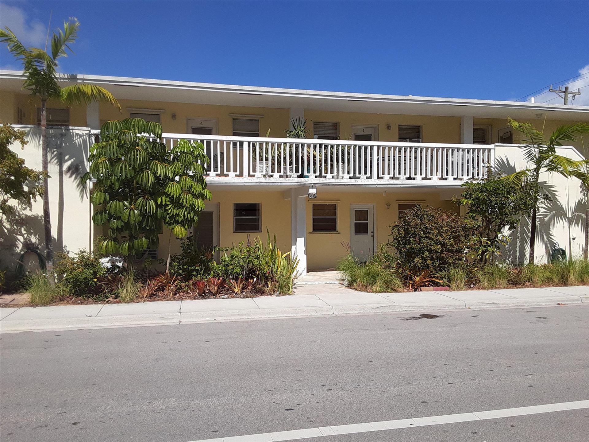 612 2nd Avenue S #3, Lake Worth, FL 33460 - MLS#: RX-10697089
