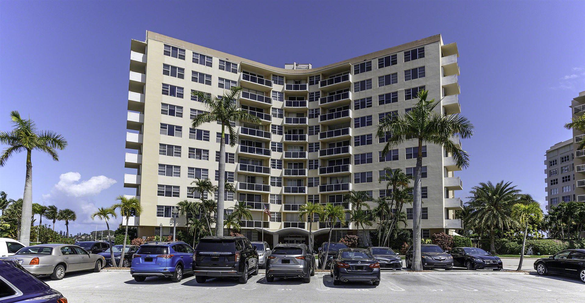 2800 N Flagler Drive #414, West Palm Beach, FL 33407 - MLS#: RX-10704089