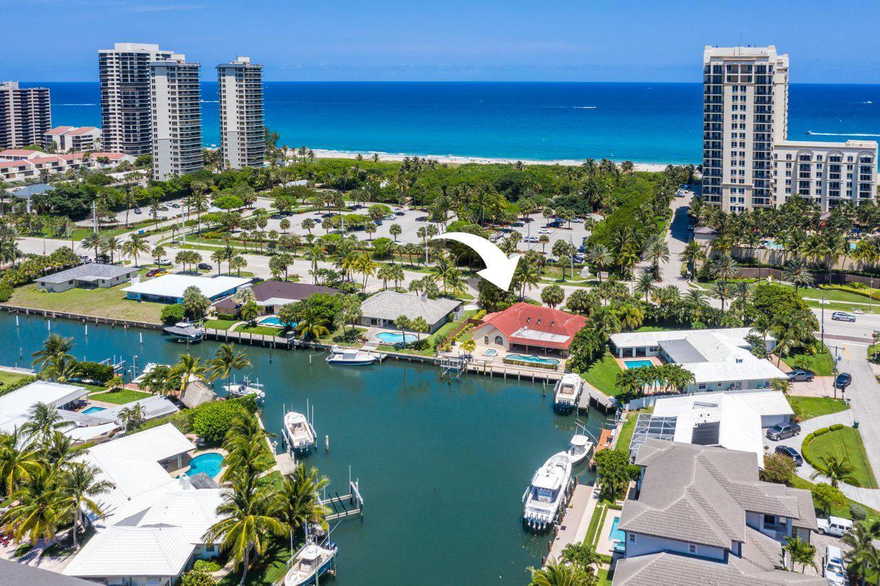 Photo of 3819 N Ocean Drive, Singer Island, FL 33404 (MLS # RX-10714089)