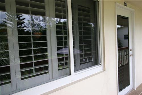 Photo of 108 Windsor E, West Palm Beach, FL 33417 (MLS # RX-10752090)