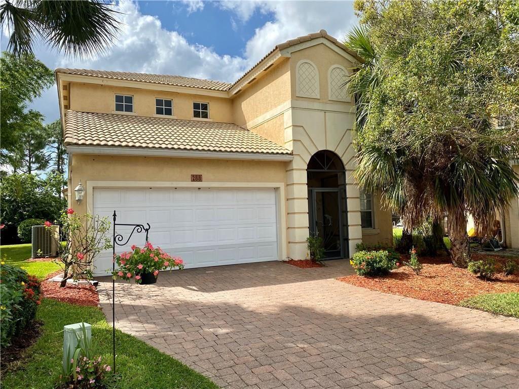 288 NW Red Cedar Street, Jensen Beach, FL 34957 - #: RX-10581090