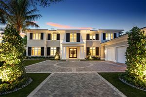Photo of 133 W Coconut Palm Road, Boca Raton, FL 33432 (MLS # RX-10383091)