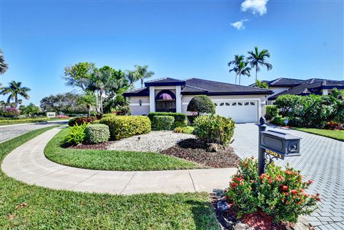 Photo of 5561 Steeple Chase, Boca Raton, FL 33496 (MLS # RX-10602091)