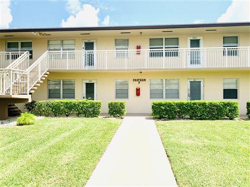 Photo of 314 Chatham P #314, West Palm Beach, FL 33417 (MLS # RX-10735091)