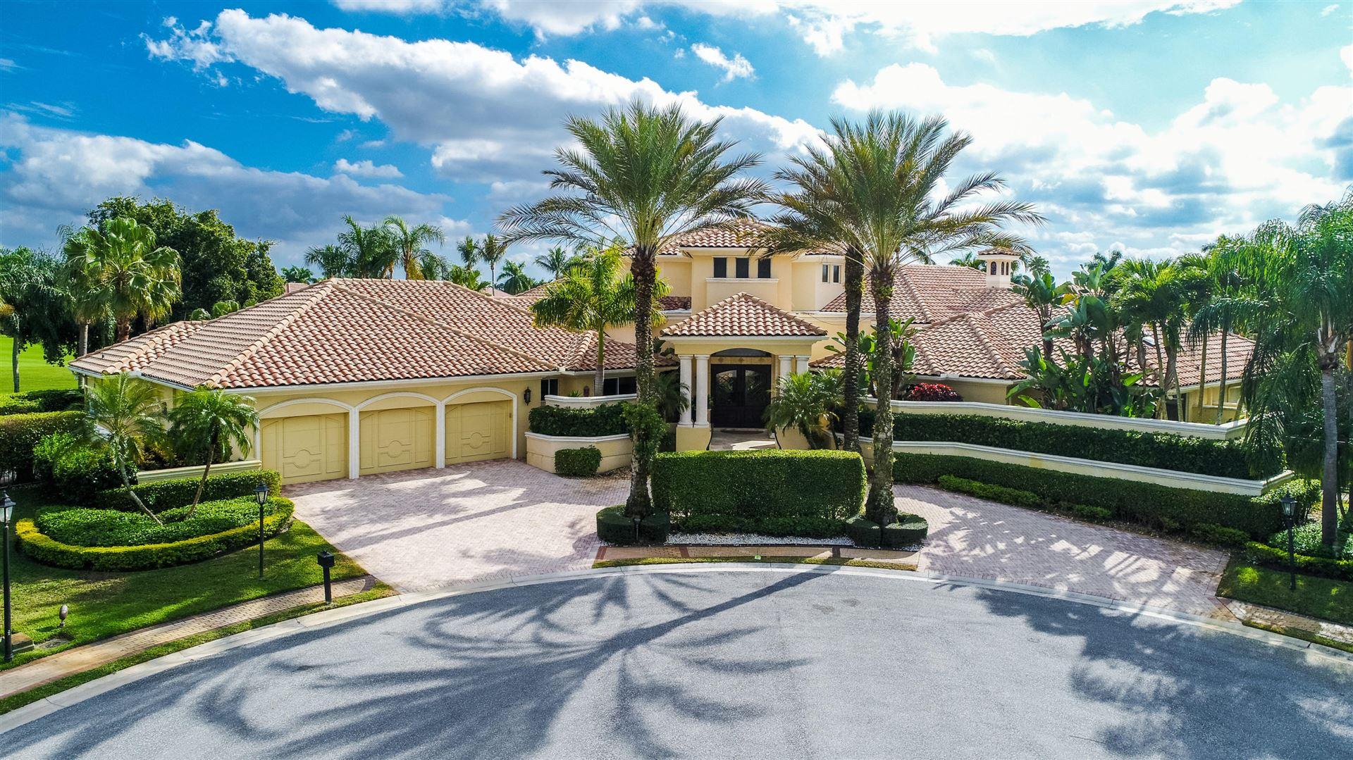 17153 Ericarose Court, Boca Raton, FL 33496 - #: RX-10599091