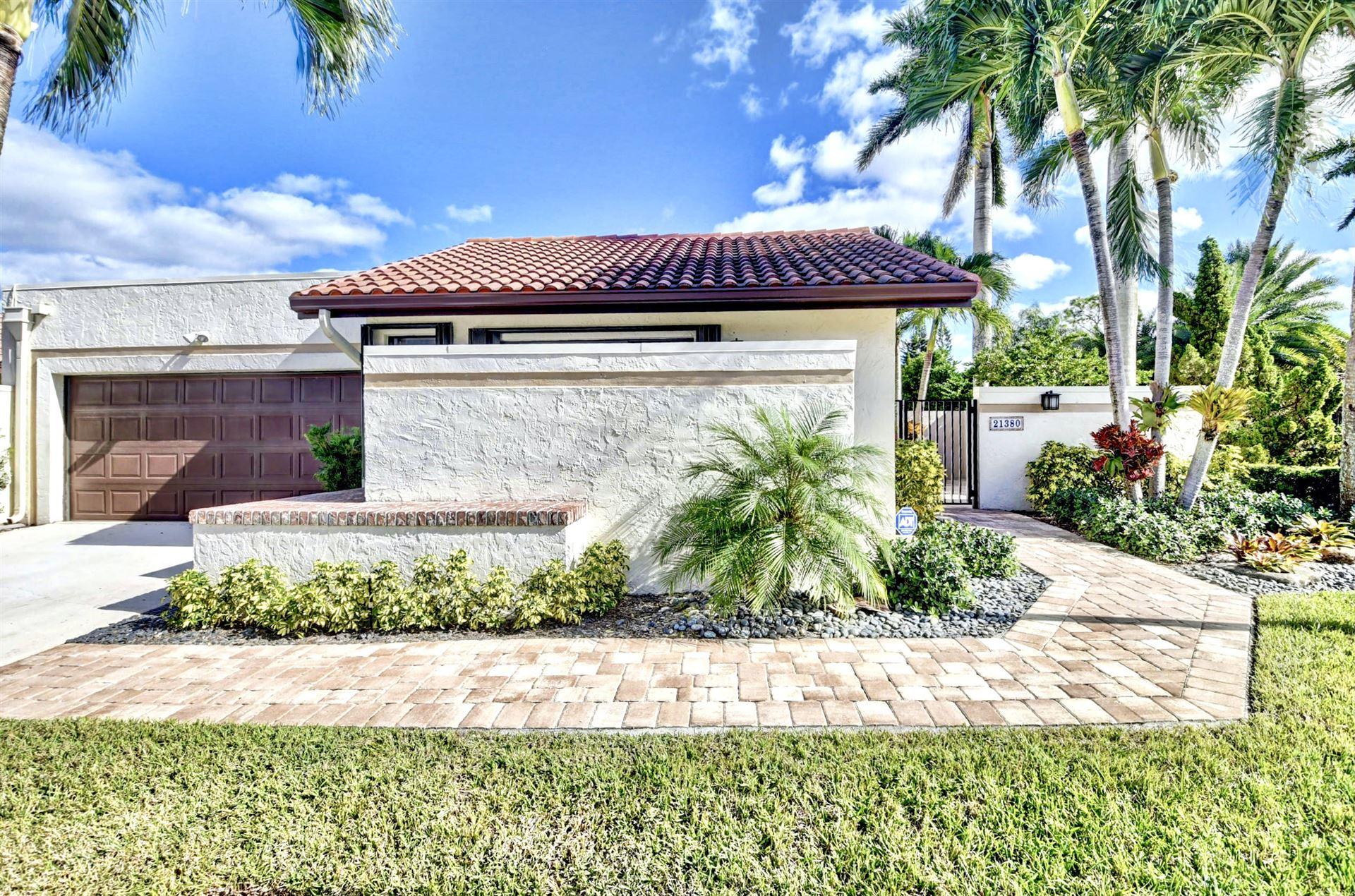 21380 Sonesta Way, Boca Raton, FL 33433 - #: RX-10676091