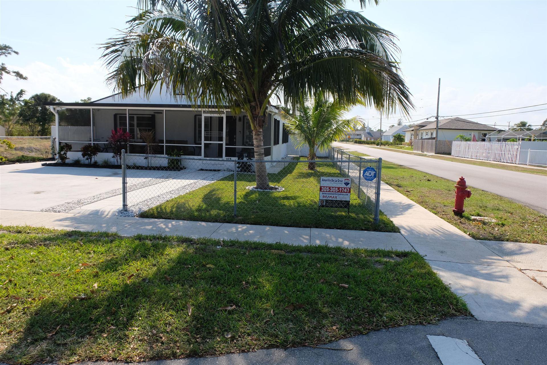 153 Walker Avenue, Greenacres, FL 33463 - MLS#: RX-10707091