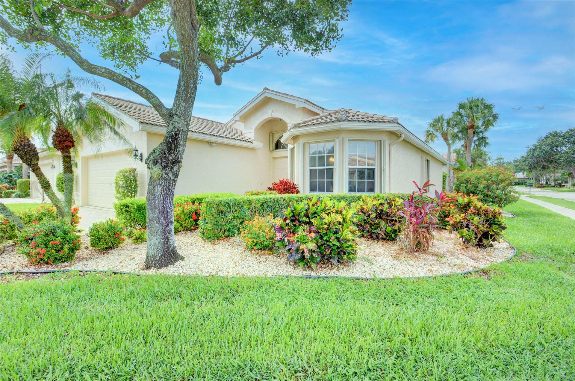 7106 Avila Terrace Way, Delray Beach, FL 33446 - #: RX-10725091