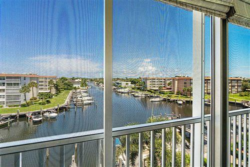 Foto de inmueble con direccion 2649 Florida Boulevard #513 Delray Beach FL 33483 con MLS RX-10642092