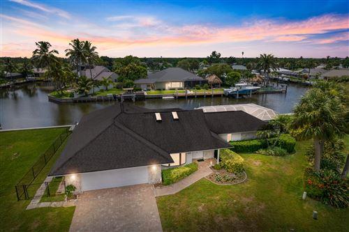 Photo of 15 Castle Court, Hutchinson Island, FL 34949 (MLS # RX-10735092)