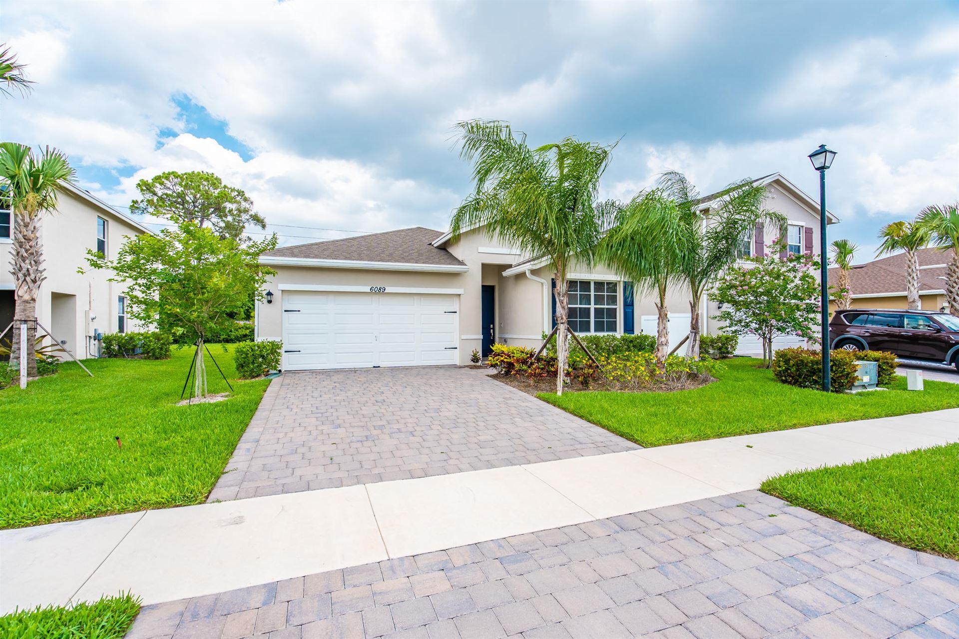6089 Wildfire Way, West Palm Beach, FL 33415 - #: RX-10624092