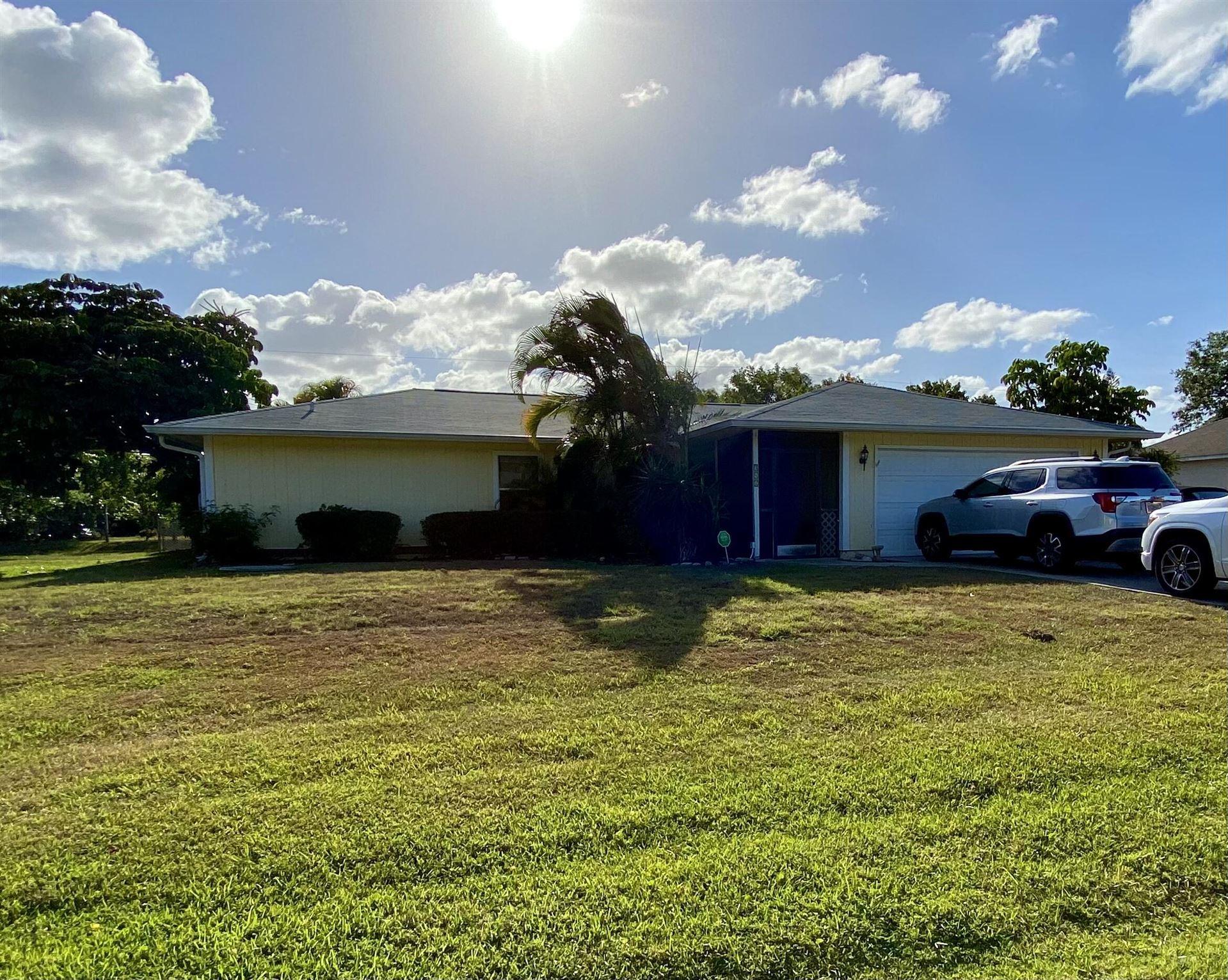 342 NW Curtis Street, Port Saint Lucie, FL 34983 - #: RX-10721092