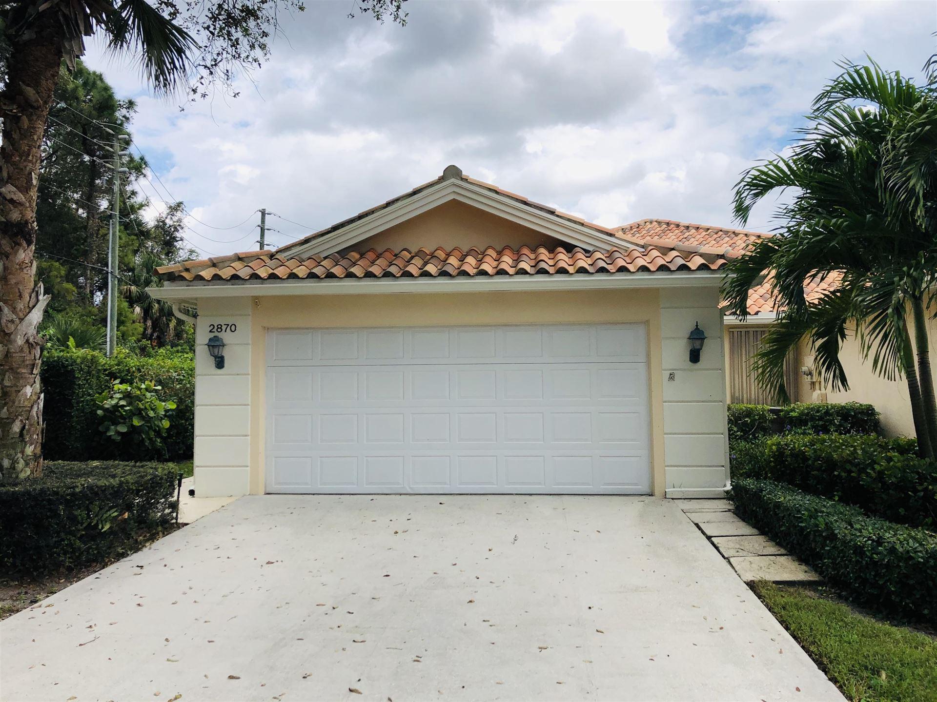 2870 White Trout Lane, West Palm Beach, FL 33411 - #: RX-10663093