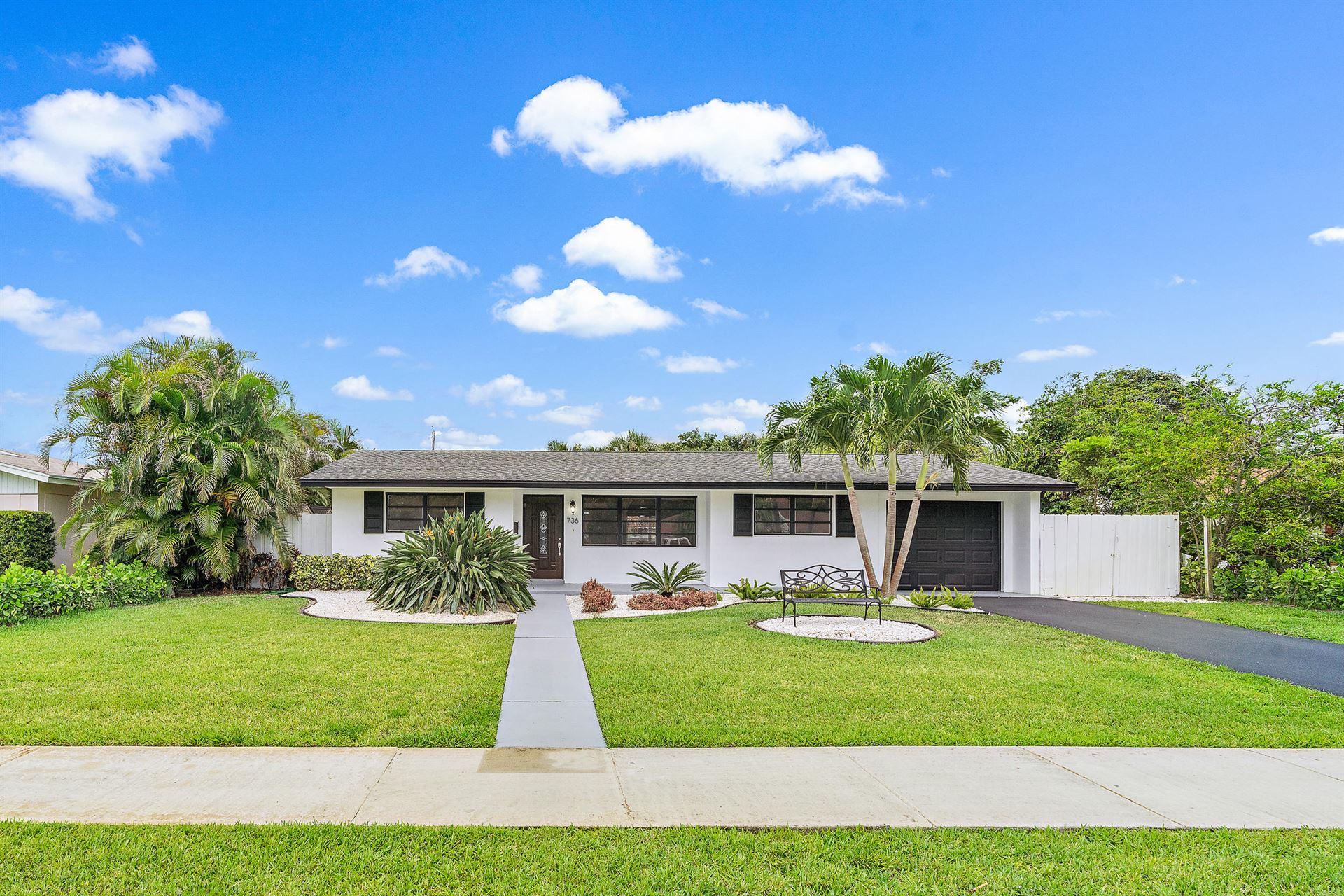 736 Magnolia Drive, Lake Park, FL 33403 - #: RX-10728093
