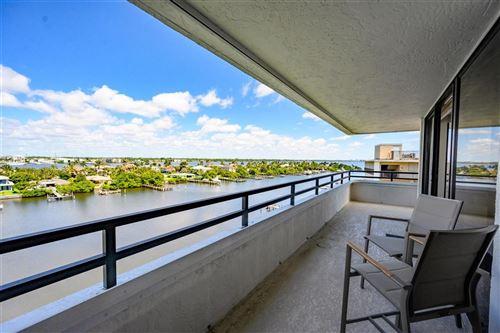 Photo of 3555 S Ocean Boulevard #Ph16, South Palm Beach, FL 33480 (MLS # RX-10632094)