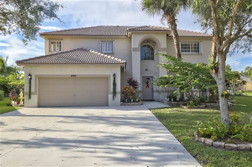 Photo of 4743 NW 75th Place, Coconut Creek, FL 33073 (MLS # RX-10680094)