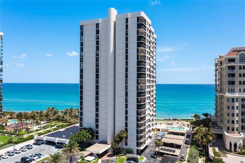 Photo of 5380 N Ocean Drive #22c, Singer Island, FL 33404 (MLS # RX-10706094)