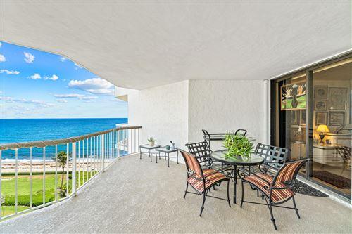 Photo of 3170 S Ocean Boulevard #704n, Palm Beach, FL 33480 (MLS # RX-10746094)