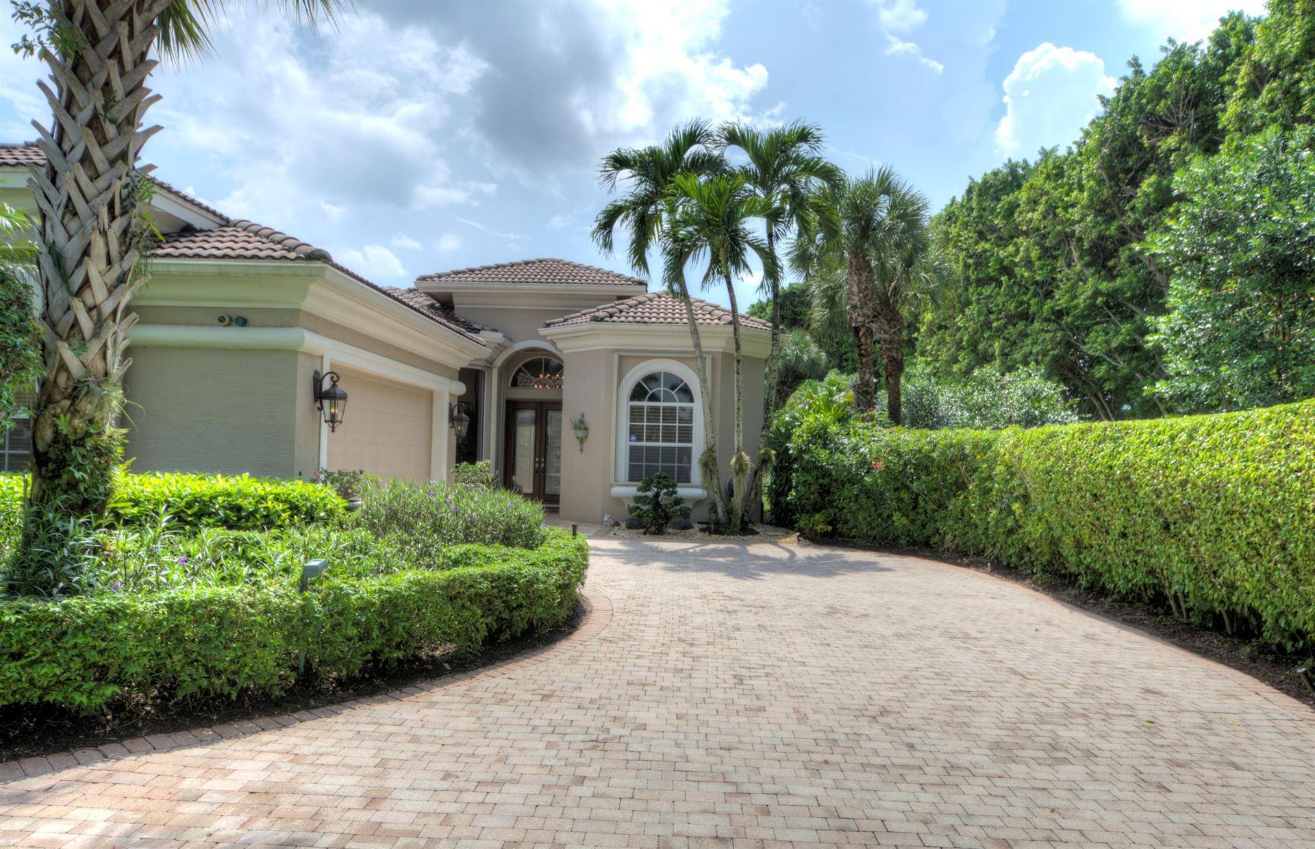 7911 Villa D Este Way, Delray Beach, FL 33446 - #: RX-10665094