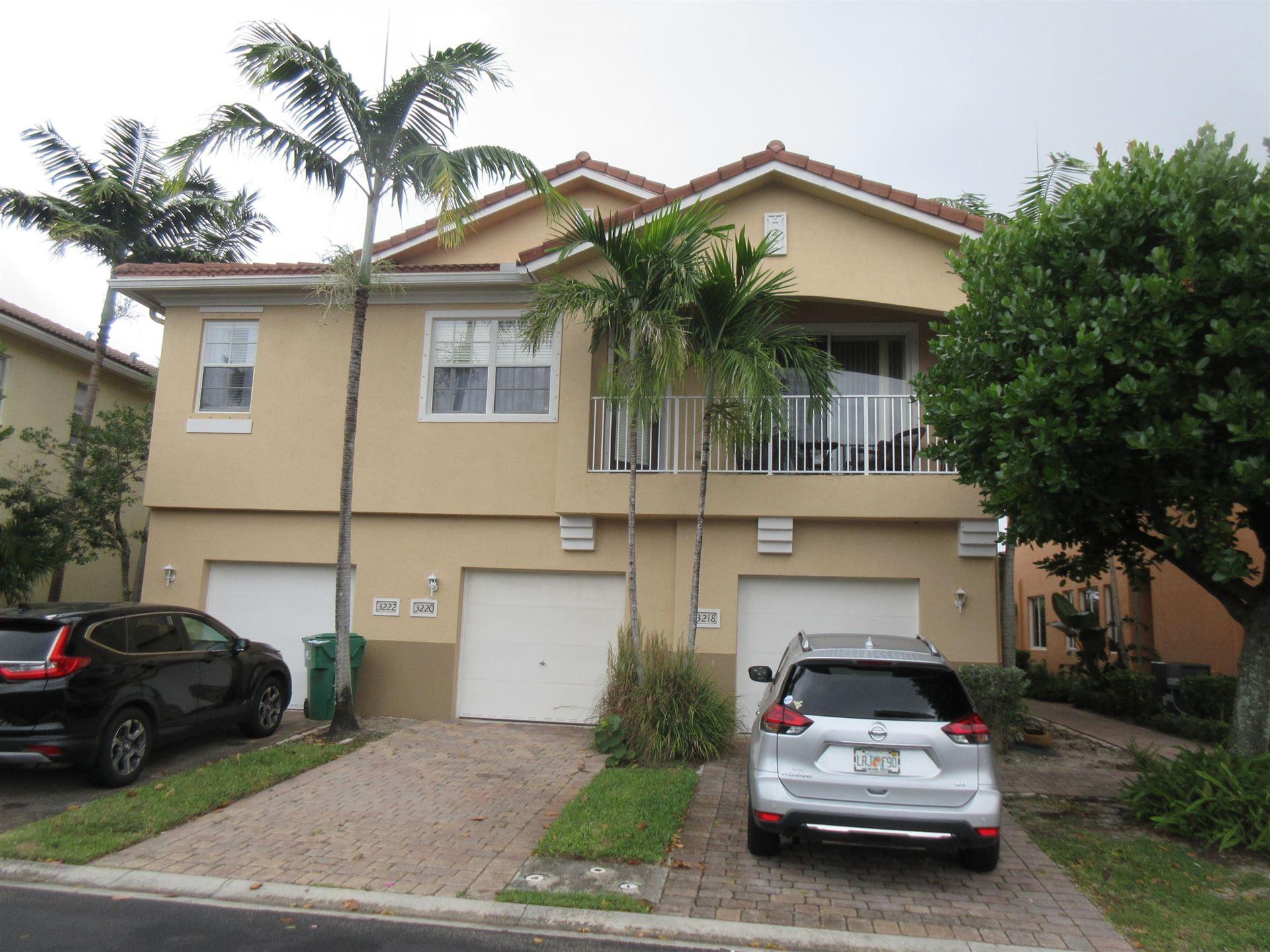 3218 Mirella Drive, Riviera Beach, FL 33404 - #: RX-10732094