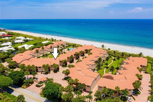 Photo of 6711 N Ocean Boulevard #14, Ocean Ridge, FL 33435 (MLS # RX-10648095)