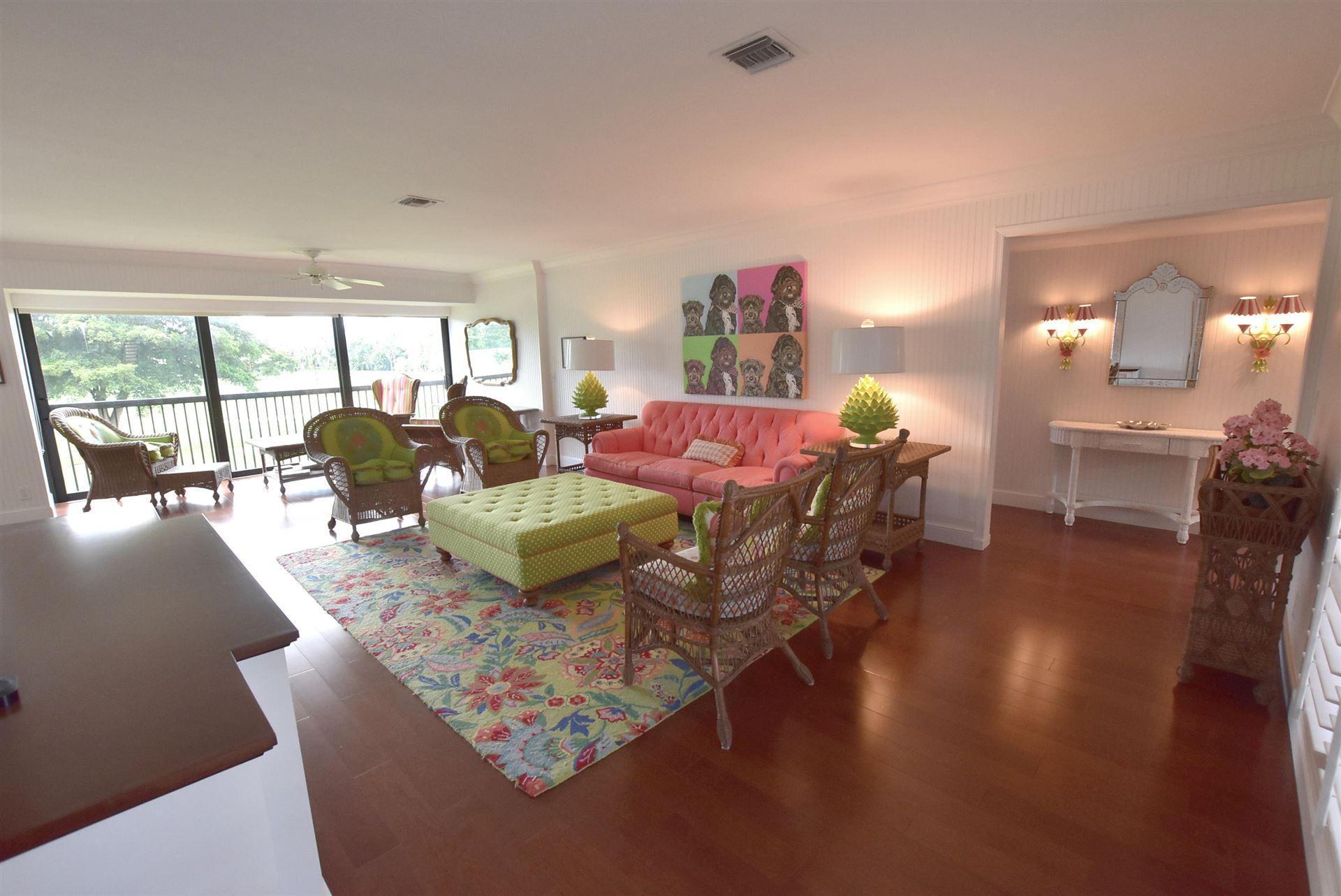 3816 Quail Ridge Drive N #Blue Heron, Boynton Beach, FL 33436 - #: RX-10633095