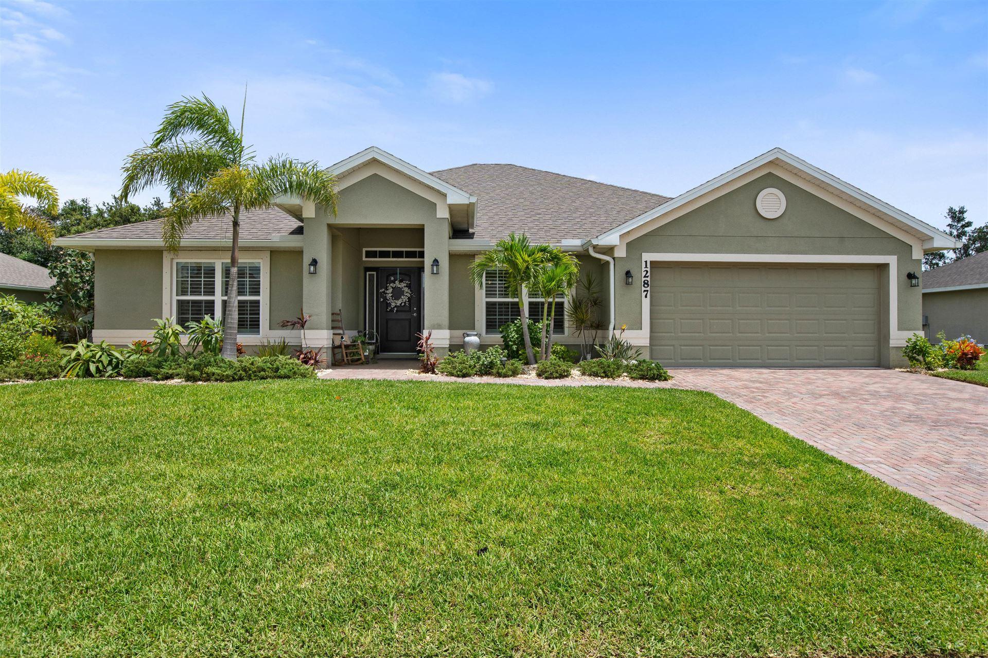 1287 Scarlet Oak Circle, Vero Beach, FL 32966 - #: RX-10635095