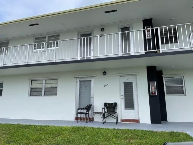 1113 Lake Terrace #103, Boynton Beach, FL 33426 - MLS#: RX-10735095