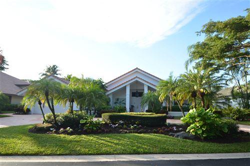 Photo of 7500 Mahogany Bend Place, Boca Raton, FL 33434 (MLS # RX-10654096)