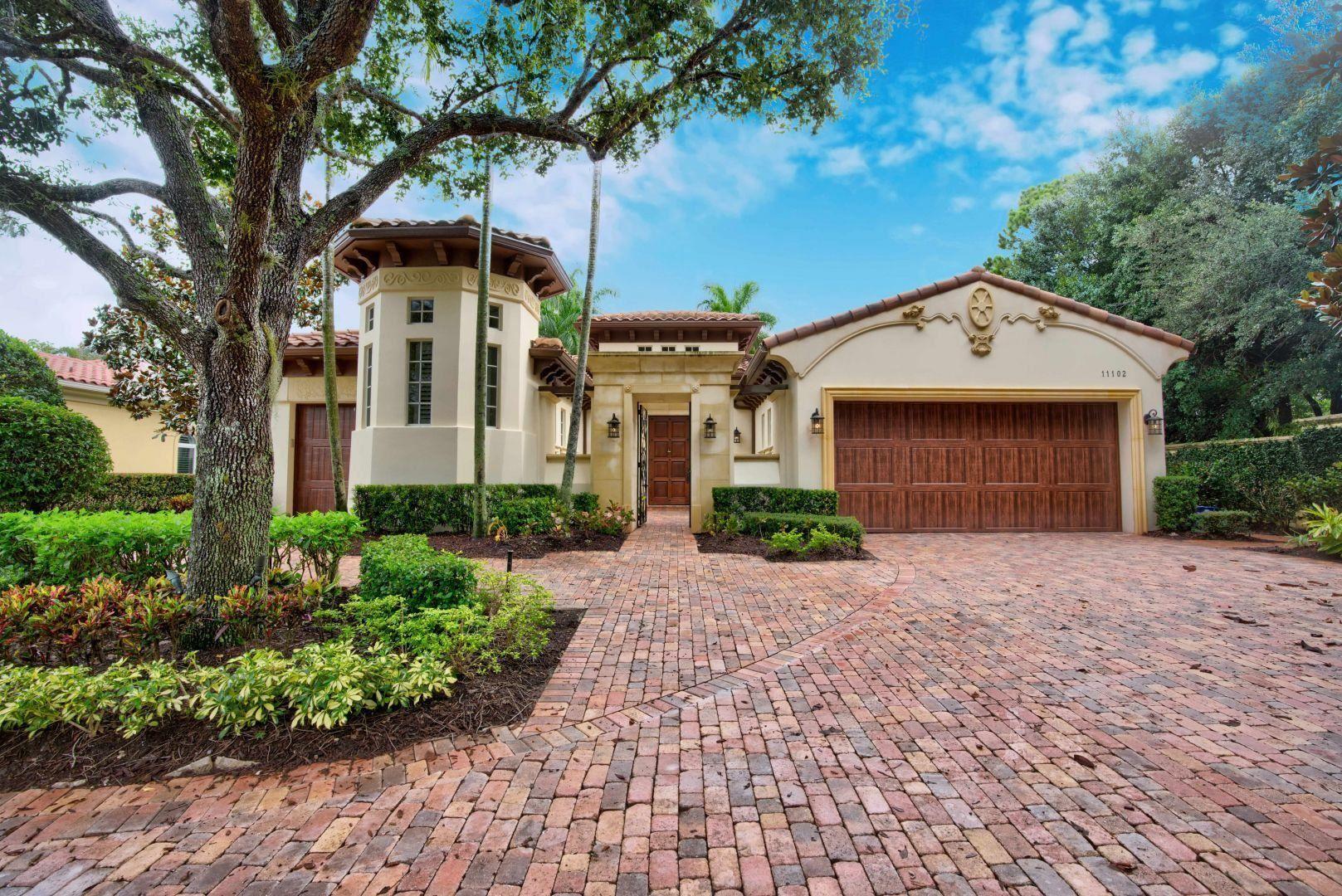 11102 Green Bayberry Drive, Palm Beach Gardens, FL 33418 - #: RX-10628096
