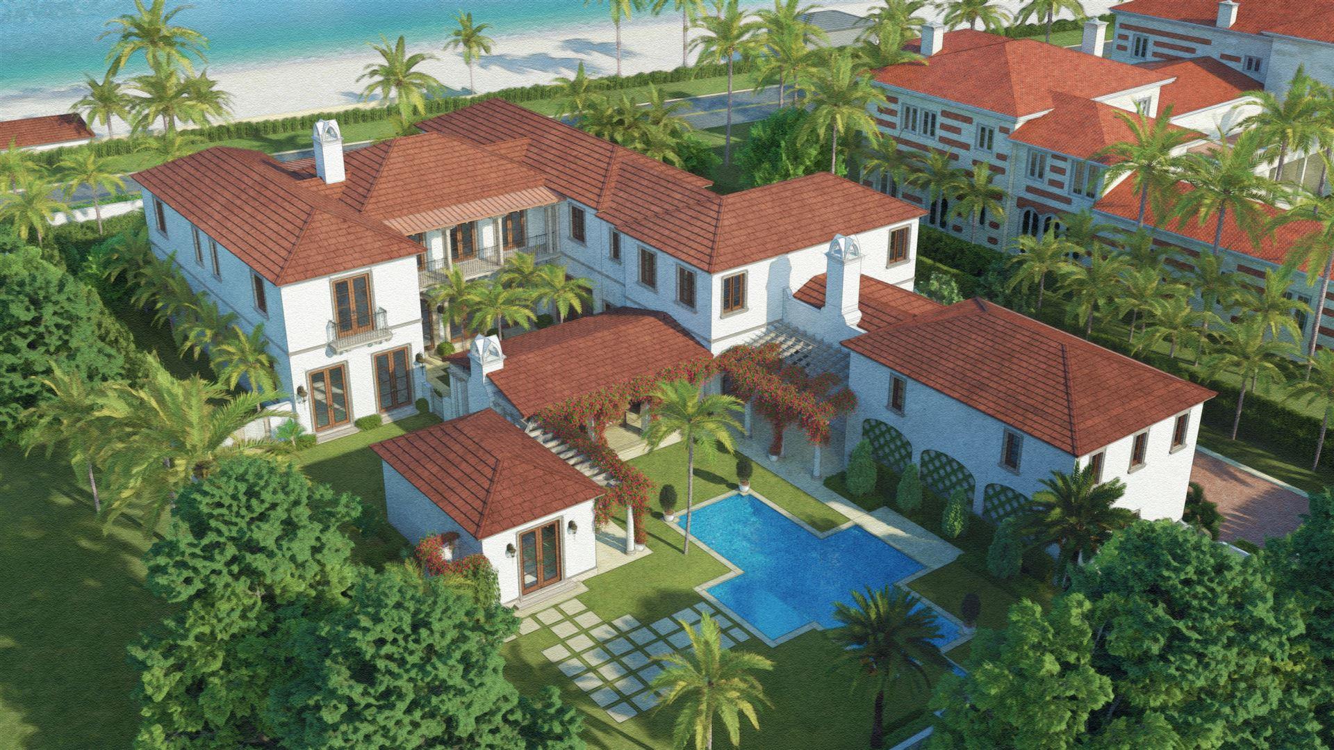 916 S Ocean Boulevard, Palm Beach, FL 33480 - MLS#: RX-10643096