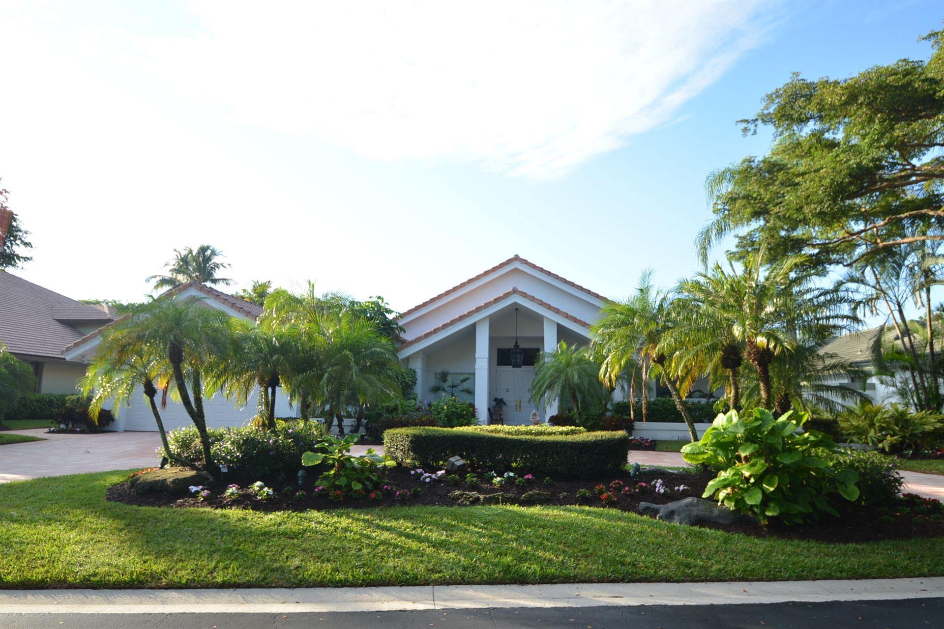 7500 Mahogany Bend Place, Boca Raton, FL 33434 - #: RX-10654096