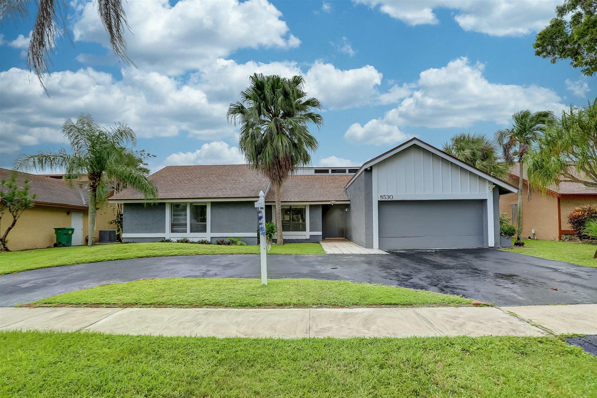 Photo of 8530 NW 51st Court, Lauderhill, FL 33351 (MLS # RX-10656096)
