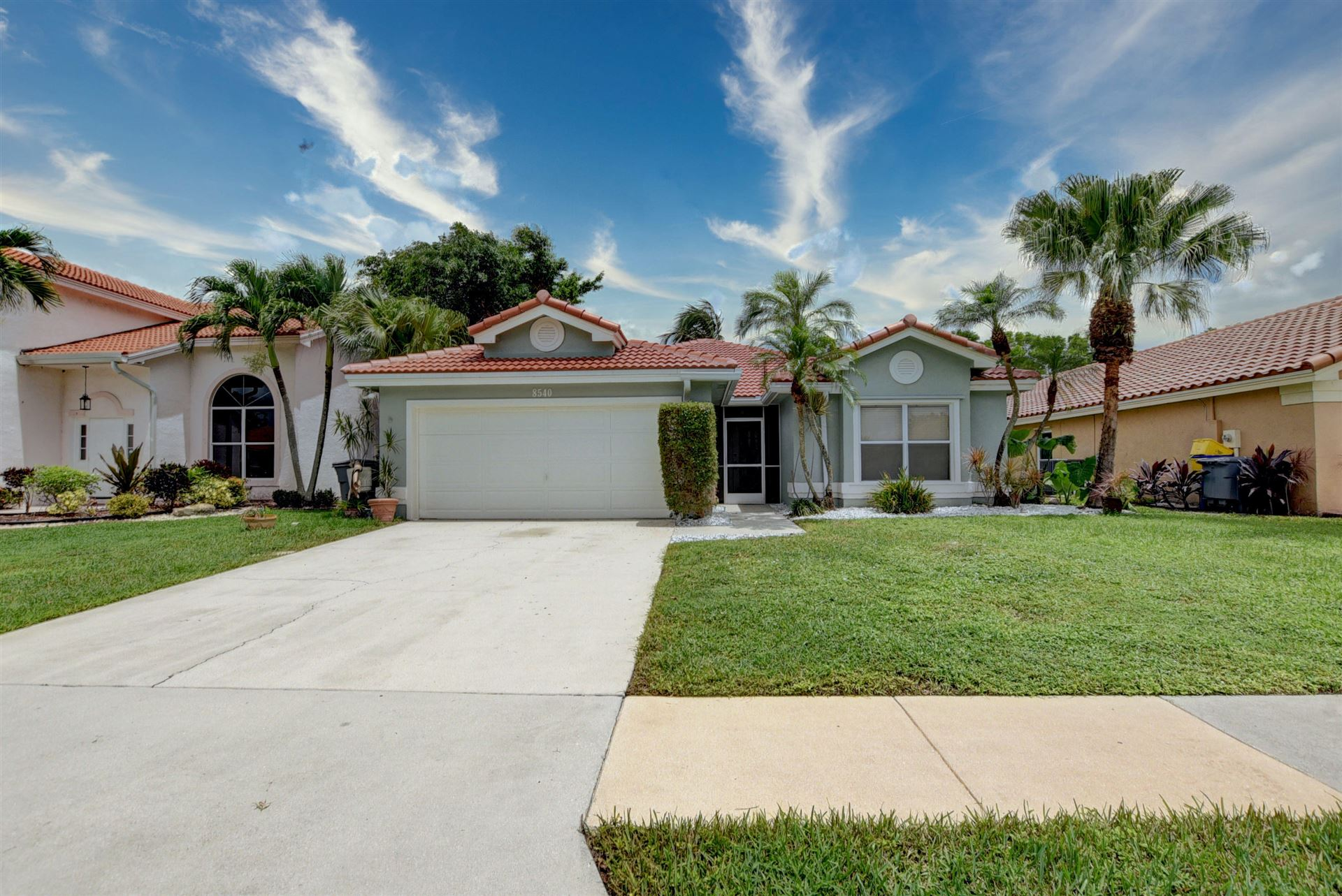 8540 Tourmaline Boulevard, Boynton Beach, FL 33472 - MLS#: RX-10724096