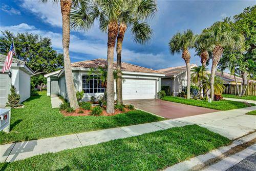 Photo of 8114 Stirrup Cay Court, Boynton Beach, FL 33436 (MLS # RX-10715097)