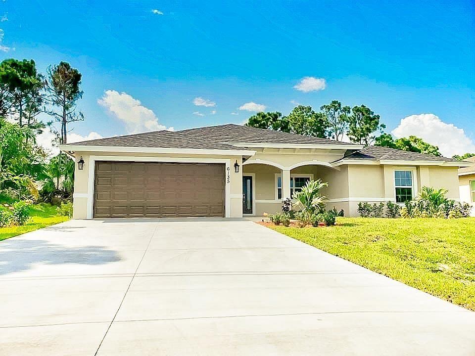 5474 NW Whitecap Road, Port Saint Lucie, FL 34986 - #: RX-10648097
