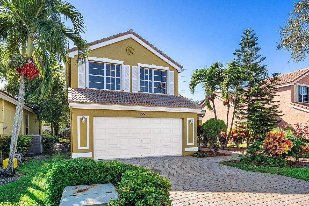 5553 American Circle, Delray Beach, FL 33484 - #: RX-10666097
