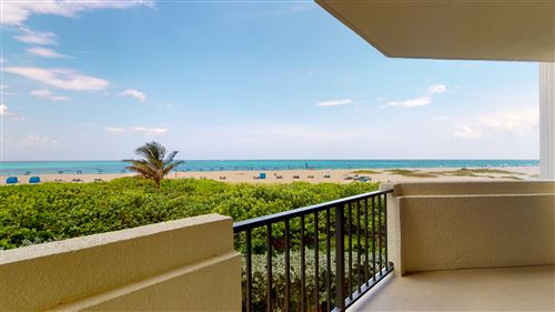Photo of Listing MLS rx in 2800 N Ocean Drive #A-2d Singer Island FL 33404