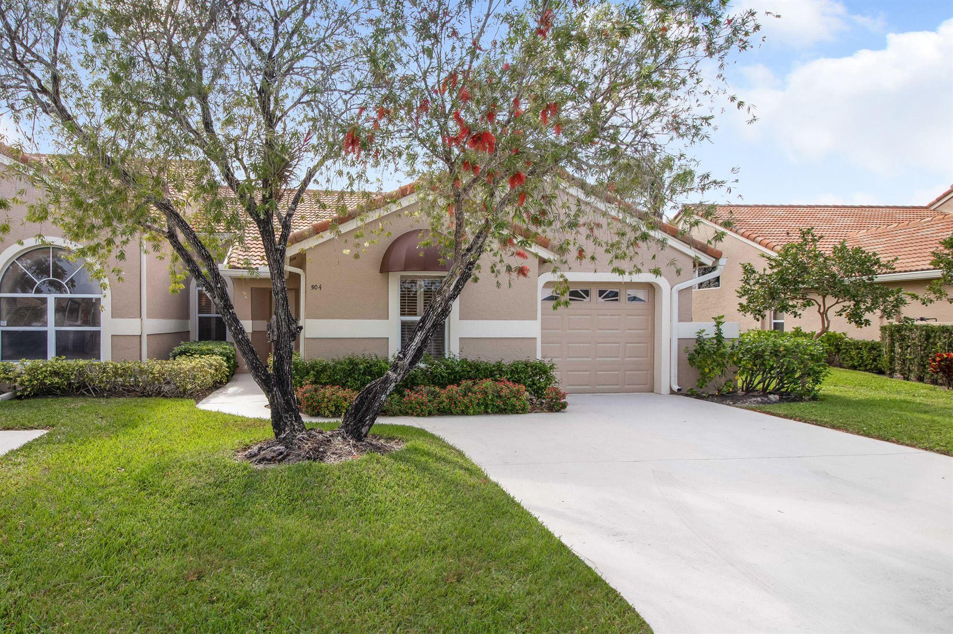 Photo of 504 Sabal Palm Lane, Palm Beach Gardens, FL 33418 (MLS # RX-10607098)