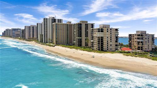 Foto de inmueble con direccion 5480 N Ocean Drive #B2c Riviera Beach FL 33404 con MLS RX-10624099