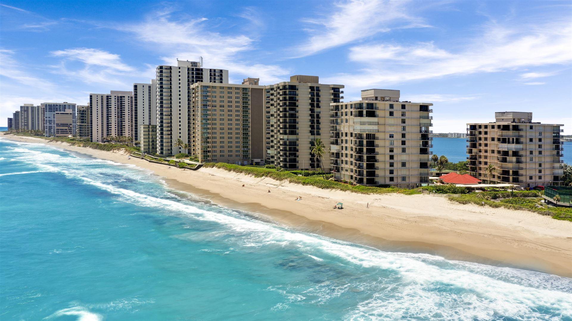 5480 N Ocean Drive #B2c, Riviera Beach, FL 33404 - #: RX-10624099