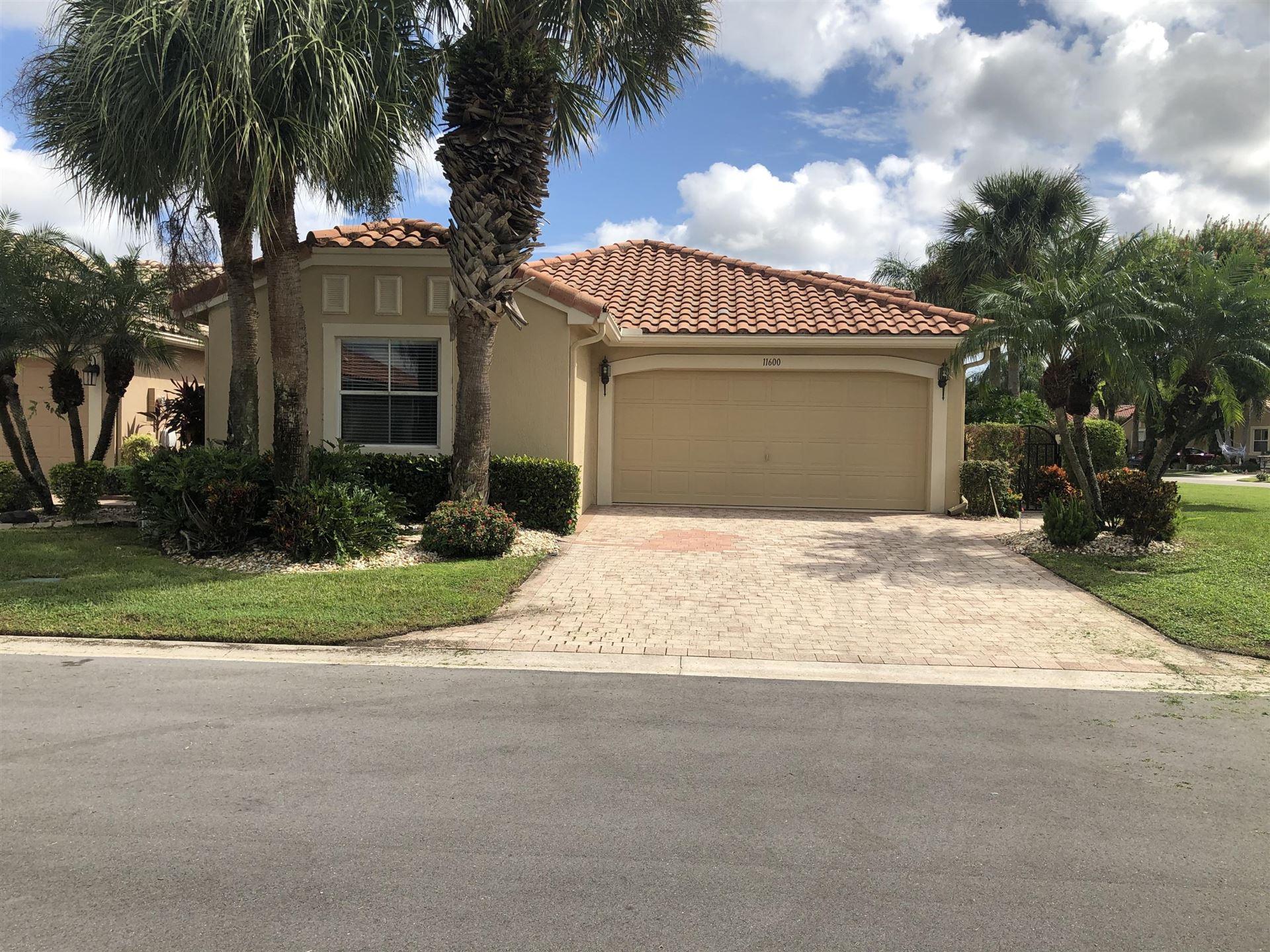 11600 Augustus Drive, Boynton Beach, FL 33437 - #: RX-10663099