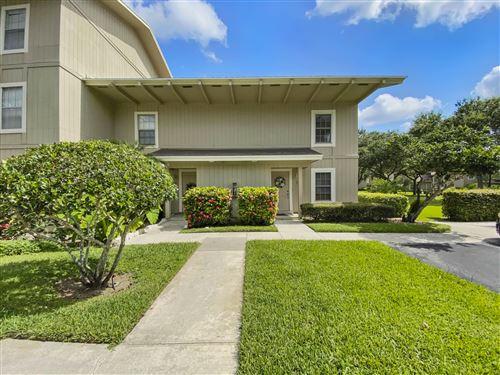 Photo of 18400 SE Wood Haven Stanwick Lane #N, Jupiter, FL 33469 (MLS # RX-10636100)