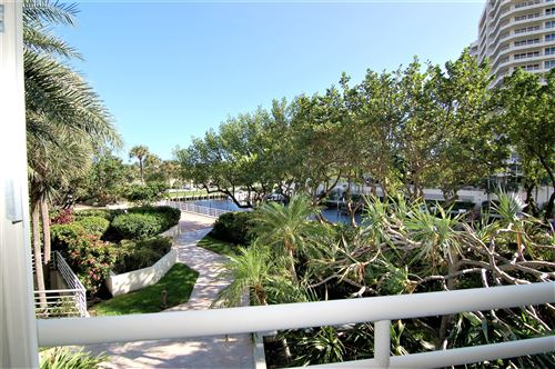Photo of 4201 N Ocean Boulevard #208, Boca Raton, FL 33431 (MLS # RX-10667100)