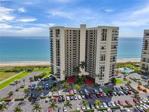 Photo of 9500 S Ocean Drive #309, Jensen Beach, FL 34957 (MLS # RX-10714100)