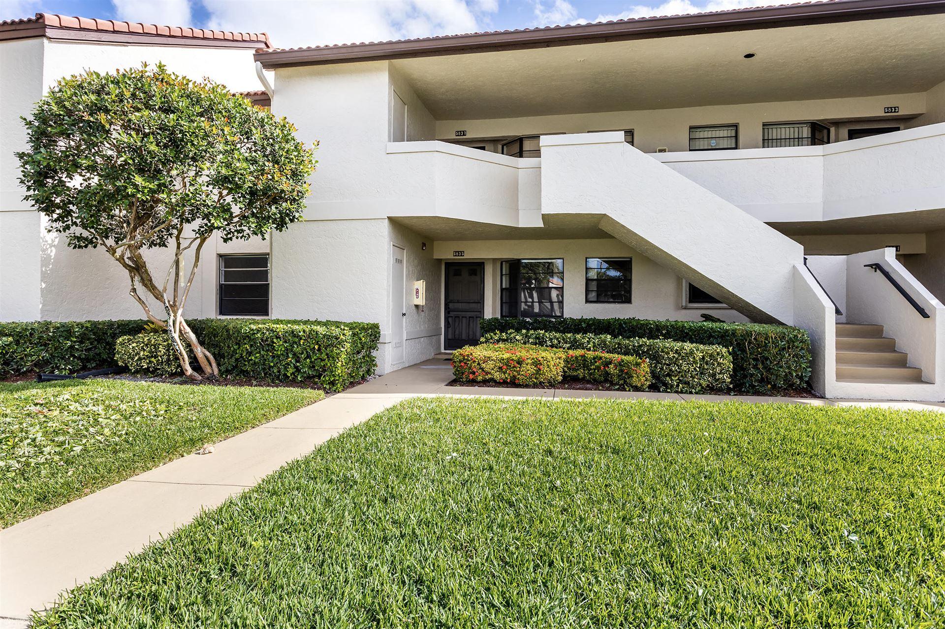 5835 Parkwalk Drive #313, Boynton Beach, FL 33472 - #: RX-10591100
