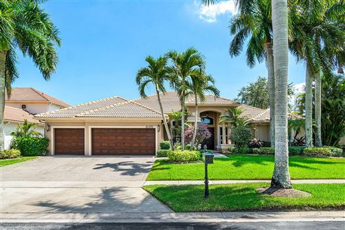 Photo of 21371 Rockledge Lane, Boca Raton, FL 33428 (MLS # RX-10623101)