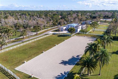 Photo of 2258 Palm Deer Drive, Loxahatchee, FL 33470 (MLS # RX-10631101)